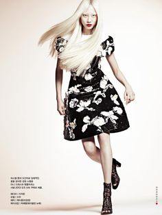 EDITORIAL: Soo Joo Park in W Korea, May 2013