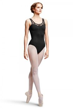 Bloch L6035 Women's Dance Leotards - Bloch® US Store