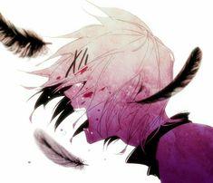 Juuzou Suzuya ll Tokyo Ghoul Anime Boys, Manga Anime, Film Anime, Fanarts Anime, Sad Anime, Manga Art, Anime Art, Anime Girl Crying, Tokyo Ghoul Fan Art