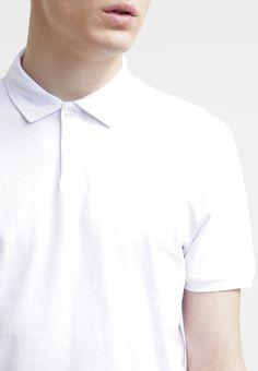Köp YOUR TURN Piké - white för 129,00 kr (2016-04-24) fraktfritt på Zalando.se