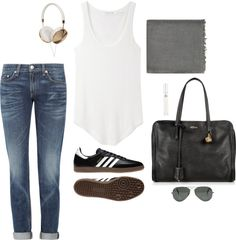Untitled #341 by kristin-gp featuring a leather purse ❤ liked on Polyvore