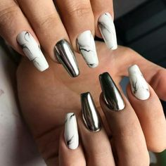40 + Fashionable Nail Art Designs 2018