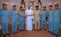 الداخلية الاماراتية تهدي إنجازاتها للوطن والجمهور