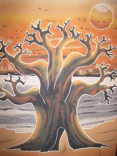 Blog dedicado a Senegal, que pretende acercarnos a su cultura, tradición y arte. En el mismo se pueden encontrar y adquirir objetos de su artesanía traidos desde este país, así como la posibilidad de hacer pedidos por encargo de cuadros, máscaras, bisutería, telas o cualquier otro objeto de artesanía senegalesa que se desee obtener African American Art, Drawings, Nature, Blog, Painting, Frames, African Art, Painting & Drawing, African