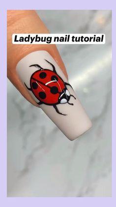 Shellac Nail Art, Bling Acrylic Nails, Nail Art Hacks, Nail Art Diy, Cool Nail Art, Spring Nails, Summer Nails, Cute Nail Designs, Animal Nail Designs