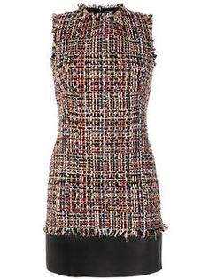 Wishing Tree tweed dress Tweed Dress, Alexander Mcqueen, Peplum, Valentino, Veil