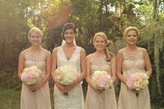 Style Me Pretty | GALLERY & INSPIRATION | CATEGORY: BRIDESMAIDS | PHOTO: 644790