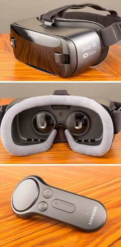 e343310a23f Samsung s Gear VR headset becomes much more usable with a handheld  controller
