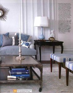 Sarah Richardson Design - London Flat - Publicity (Canadian House & Home - March 2012)