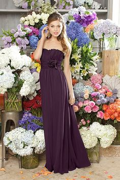 Wtoo Maids Dress 910 | Watters.com