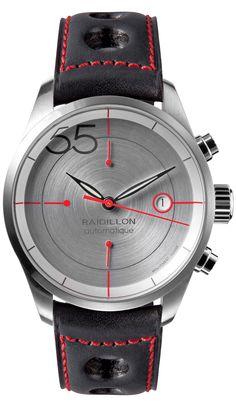 Raidillon Limited Edition Mystery Chronograph #raidillon #watch