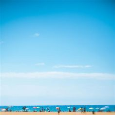 """""""Blue Time"""" by Joanna Pechmann http://www.ugallery.com/photography-blue-time# Is it summer yet?"""