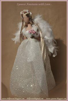 Anastasia Sysoeva con amor ...: Angel (en la oración)