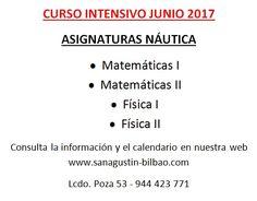 Consulta toda la información y calendario en http://www.sanagustin-bilbao.com