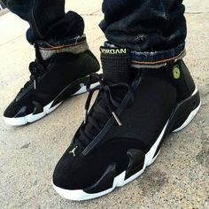 9b5aa981ad049d Jordan fan of these blk with WHT bottoms are looking good