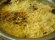 Rice Biryani is an inexpensive and useful powder, which acts as both a thickener and sweetener. It also helps improve digestion Get Rice Biryani now! Celiac Recipes, Rice Recipes, Indian Food Recipes, Salad Recipes, Indian Foods, Plain Biryani Rice Recipe, Biryani Recipe, Fresh Coriander, Fresh Ginger