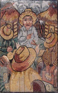 Cuban Mosaic Style