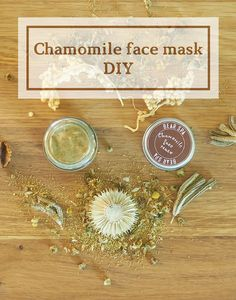 The chamomile face mask recipe will lighten and calm your skin. Find out how you can easily make by yourself a fresh chamomile mask under 5 minutes.