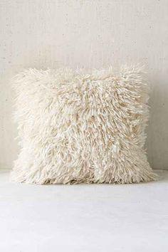 Ruffle Maze Pillow - Urban Outfitters