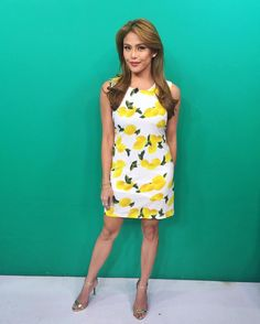 gretsfullido on #StarPatrol #tvpatrol Friday styled by @francosaycon @saturdaydress ❤️ #TGIF #Beyonce Hahaha!