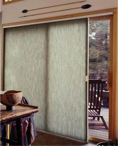 Find This Pin And More On Ideals For Home By Leonardo727. More Inspiration  For Our Sliding Door Window Treatments.