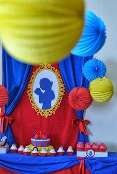 Fiesta Infantil de Blanca Nieves y los Siete Enanos : Fiestas y todo Eventos