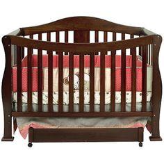 DaVinci Parker 4 In 1 Convertible Crib In Coffee