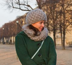So, you guys, we went to Paris.      In the Tuileries garden.      As the song goes , it drizzles during winter in Paris. Thankfully, we ha...