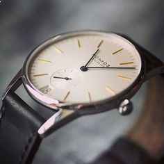 Nomos Orion 38 Datum - just stunning. So thin. A great dress watch.