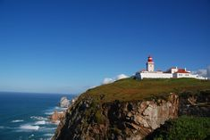 Visit Cabo da Roca. The most western point of continental Europe.