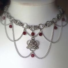 pendants with chainmaille - Szukaj w Google