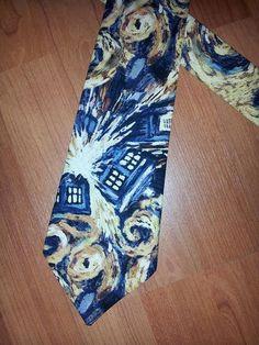 Dr Who Tie