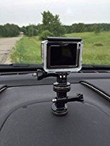 GoPro Compatible One/Two Magnetic Dash Cam Mount Gopro Shop, Universal Tv Mount, Ipad Mount, Speaker Mounts, Tv Stand With Mount, Audio, Lcd Monitor, Dashcam