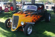 Cool Cars Pictures Hot Rod | Event Coverage - PHOTOS: Goodguys P-Town West Coast Nationals.. | The H.A.M.B.