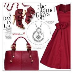 """Band Play"" by lucky-1990 ❤ liked on Polyvore featuring Derek Lam"