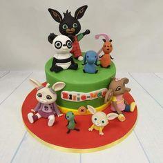 Childrens Birthday - Icing on the Cake Bing Cake, Jack Skellington Cake, T Rex Cake, Super Mario Cake, Peter Rabbit Cake, Snowflake Cake, Avenger Cake, Butterfly Cakes, Dinosaur Cake