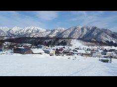 Nagano Japan Ski Fields!