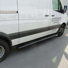 Sprinter van shelving equipment available on  http://www.commercialvanshelving.com