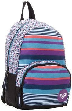 Roxy Kids Girls 7-16 School Run Backpack