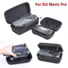EVA Hard Carry Storage Case Bag Strap For DJI Mavic Pro RC Drone  amp Remote 9cf186d499f0d