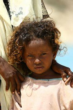 Eritrea Dalhak island kid