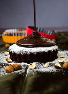 Easy Double #Chocolate #Cake