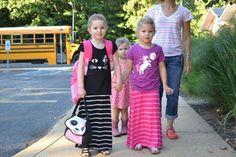Christina students head back to school [August 25, 2014: Newark Post]