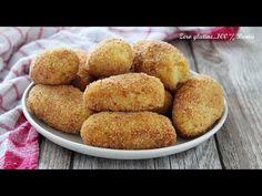 Crocchette di patate fatte in casa . Ricetta facile e veloce - YouTube