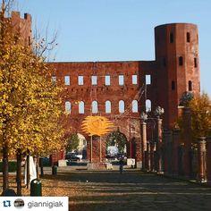 """Porte palatine"" #Torino vista da giannigiak per #inTO"
