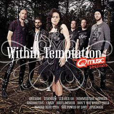 MY MUSIC ALBUM: Within Temptation - Q Music Sessions (2013)