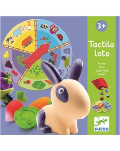 tactile lotto - could DIY with small bag and figurines, like duplo or similar and other objects, could create wheel with photos or drawings or make a chart with six choices and use a dice to create the chance Discovery Games, Rabbit Life, Kids Board, Red Bags, First Game, Farm Yard, Educational Games, Craft Kits, Piggy Bank