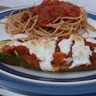 italian stuffed zuchinni