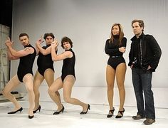 SNL - We're the dancers. Funniest video ever!