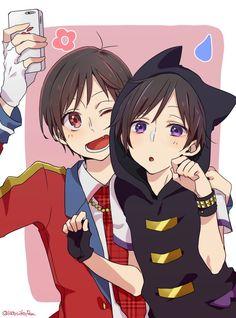 Sans Art, Comedy Anime, Ichimatsu, Anime Guys, Haikyuu, Kawaii, Manga, Cute, Pictures